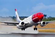 LN-NGC - Norwegian Air Shuttle Boeing 737-800 aircraft
