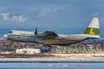 N405LC - Lynden Air Cargo Lockheed L-100 Hercules