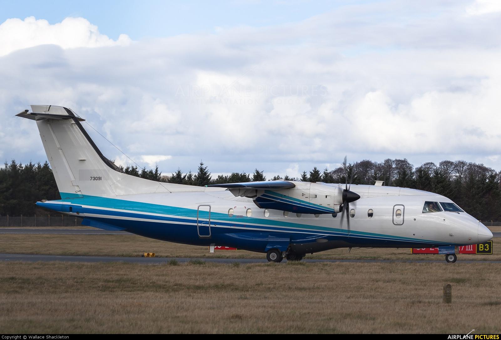 USA - Air Force 97-3091 aircraft at Edinburgh