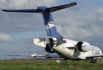 I-ALPZ - AlpiEagles Fokker 100