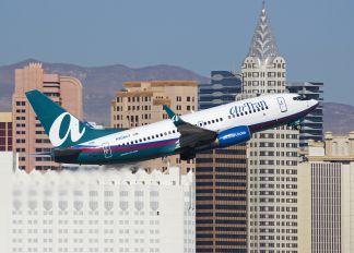 N308AT - AirTran Boeing 737-700
