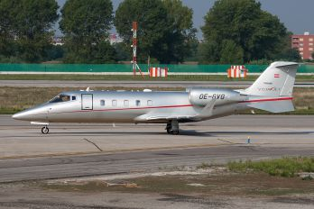 OE-GVG - Vistajet Learjet 60XR