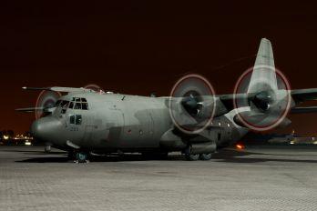XV295 - Royal Air Force Lockheed Hercules C.1P