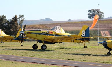 ZS-TBW - Working on Fire Air Tractor AT-802