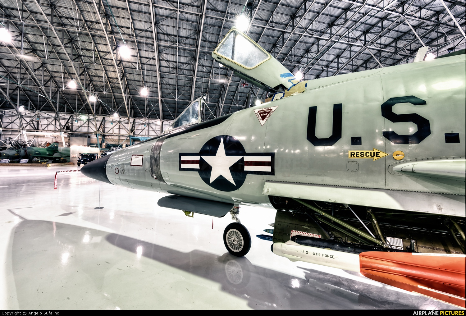 USA - Air Force 56-0984 aircraft at Lowry AFB