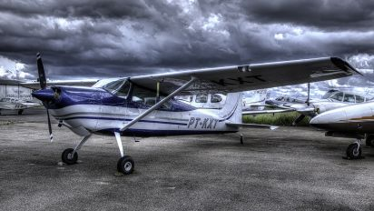 PT-KXT - Private Cessna 180 Skywagon (all models)