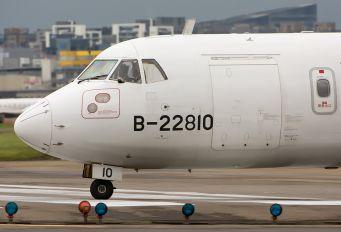 B-22810 - TransAsia Airways ATR 72 (all models)