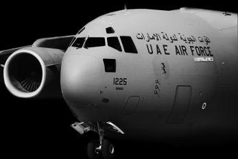 1225 - United Arab Emirates - Air Force Boeing C-17A Globemaster III