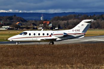G-ERIE - Private Hawker Beechcraft 400A Beechjet