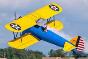 N49739 - Private Boeing Stearman, Kaydet (all models) aircraft