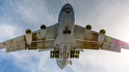 - - Russia - Air Force Ilyushin Il-78