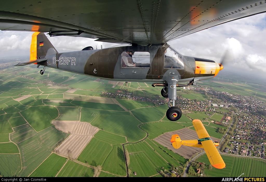 Sportfluggruppe Nordholz/Cuxhaven D-EGFR aircraft at In Flight - Germany