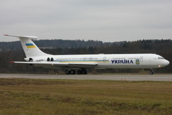 UR-86528 - Ukraine - Government Ilyushin Il-62 (all models)