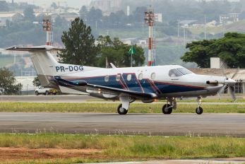 PR-DOG - Private Pilatus PC-12