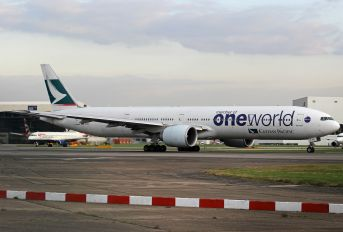 B-KPL - Cathay Pacific Boeing 777-300ER