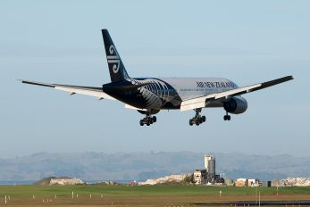 ZK-OKC - Air New Zealand Boeing 777-200ER