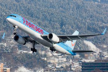 G-OOBR - Thomson/Thomsonfly Boeing 757-200WL