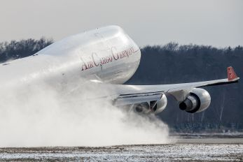 D-ACGC - Air Cargo Germany Boeing 747-400BCF, SF, BDSF