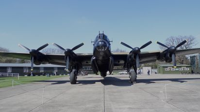 NX611 - Royal Air Force Avro 683 Lancaster VII