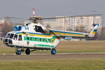 04 BLUE - Ukraine - Government Mil Mi-8