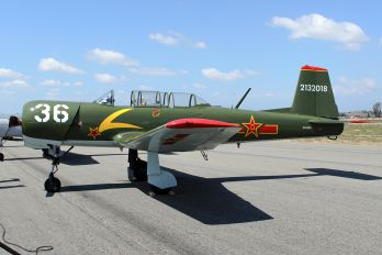 N114DZ - Private NanChang CJ-6A