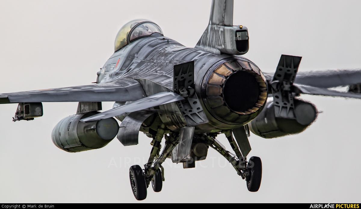 Belgium - Air Force FA-72 aircraft at Leeuwarden
