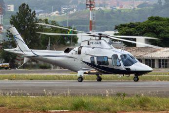 PP-SAX - Private Agusta / Agusta-Bell A 109E Power