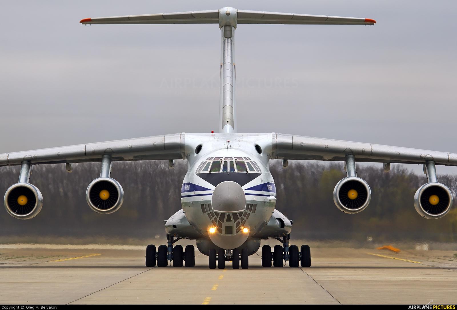 Ukraine - Air Force 78820 aircraft at Kiev - Borispol