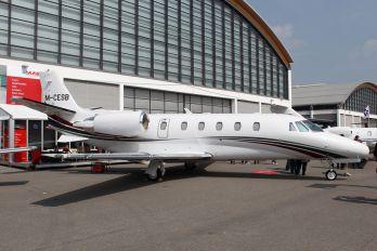 M-CESB - Private Cessna 560XL Citation XLS