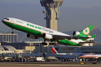 B-16110 - EVA Air Cargo McDonnell Douglas MD-11F