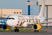 EC-LVP - Vueling Airlines Airbus A320 aircraft
