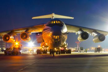EW-78799 - TransAviaExport Ilyushin Il-76 (all models)