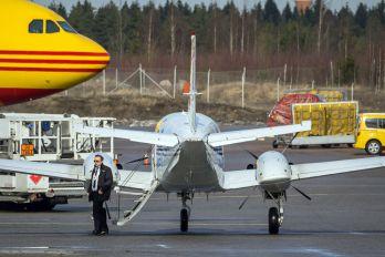 OH-BEX - ScanWings Beechcraft 90 King Air