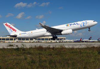 EC-LXR - PAL Airlines Airbus A330-300