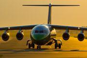 HB-IYS - Swiss British Aerospace BAe 146-300/Avro RJ100 aircraft