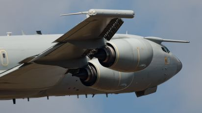 ZH107 - Royal Air Force Boeing E-3D Sentry AEW.1
