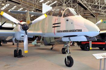 A-515 - Argentina - Air Force FMA IA-58 Pucara