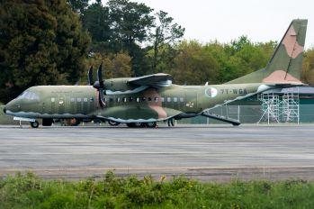 7T-WGA - Algeria - Air Force Casa C-295M