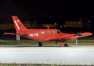 OE-FIS - RedAir Piper PA-31T Cheyenne