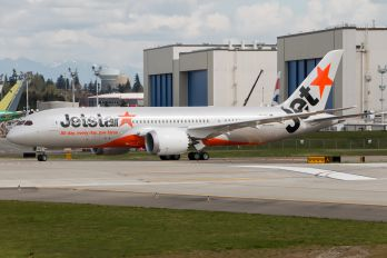 VH-VKE - Jetstar Airways Boeing 787-8 Dreamliner