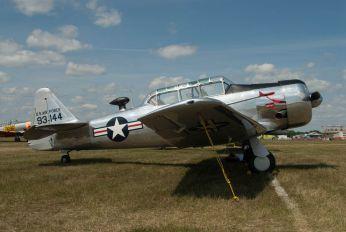 N55897 - Private North American Harvard/Texan (AT-6, 16, SNJ series)