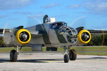 N62163 - Private North American B-25J Mitchell