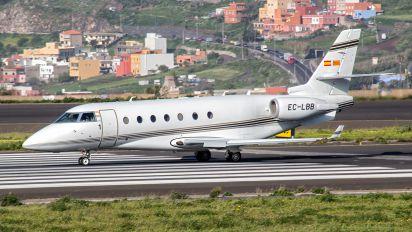 EC-LBB - Private Gulfstream Aerospace G200