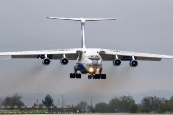 4K-AZ40 - Silk Way Airlines Ilyushin Il-76 (all models)