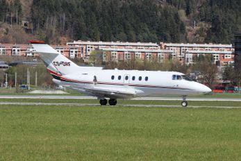 CS-DRF - NetJets Europe (Portugal) Hawker Beechcraft 800XP