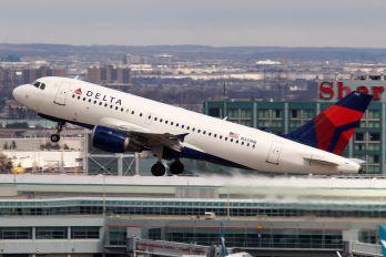 N331NB - Delta Air Lines Airbus A319
