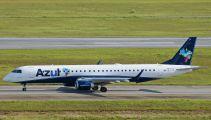 PR-AXX - Azul Linhas Aéreas Embraer ERJ-195 (190-200) aircraft