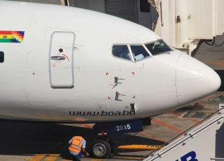 CP-2815 - Boliviana de Aviación - BoA Boeing 737-300