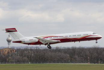 N168CF - Sunrider Corporation McDonnell Douglas MD-87