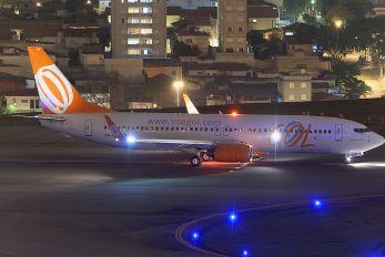 PR-GUE - GOL Transportes Aéreos  Boeing 737-800